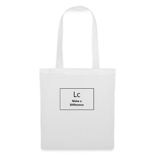 LC make a difference - Tote Bag