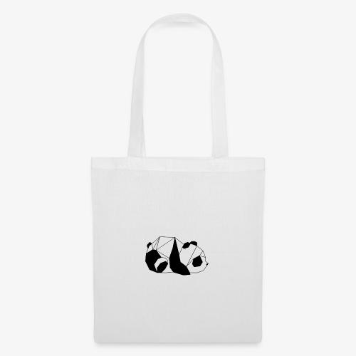 PANDA GEO - Tote Bag