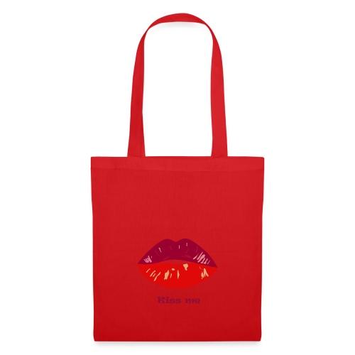 kiss me - Tote Bag