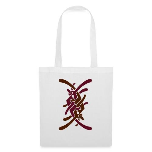 Stort logo på ryg - Mulepose