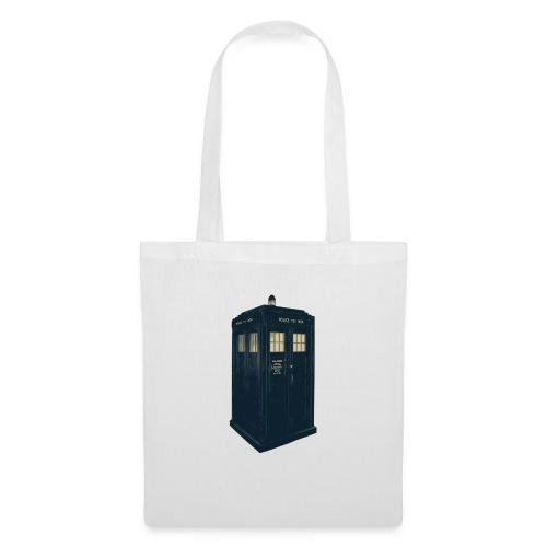 Tardis Doctor Who - Tote Bag