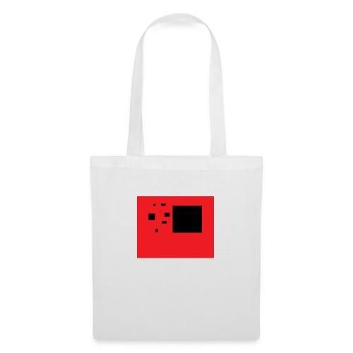 Kuq e zi - Tote Bag
