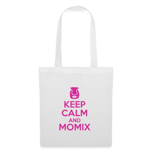 Keep Calm and Momix Rose - Sac en tissu