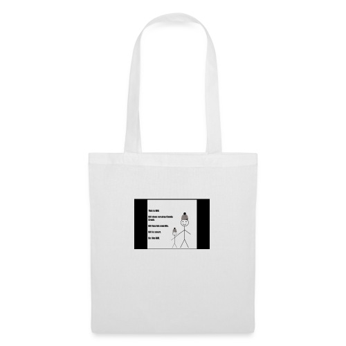 Be like BILL - Tote Bag