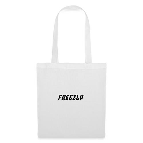 Freezly [Serien] Merch Kollektion - Stoffbeutel