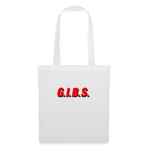 Logo Gibs - Sac en tissu