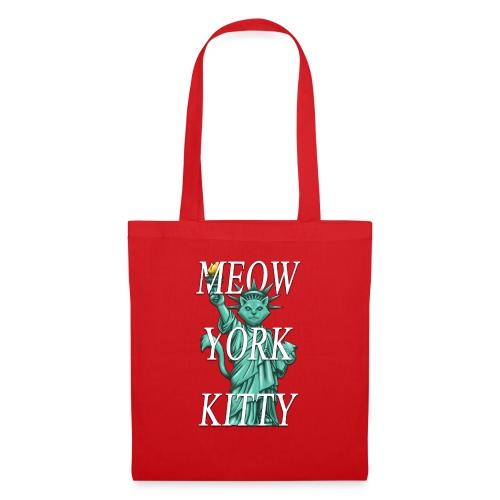 Meow York Kitty - Tote Bag