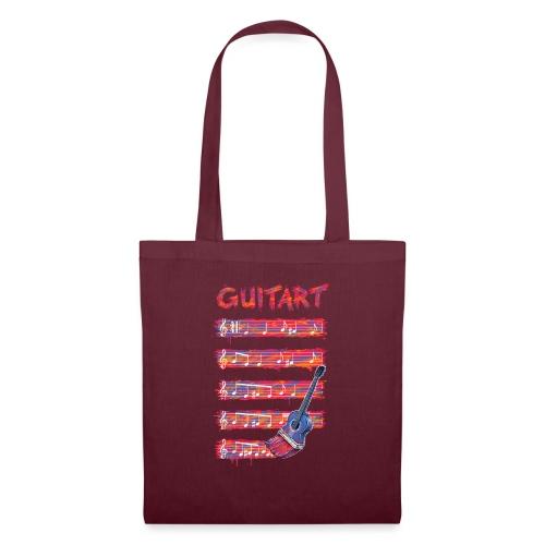 GuitArt - Tote Bag