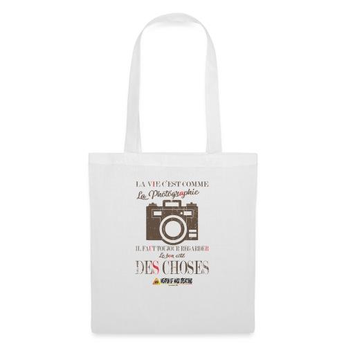 WEAPON OF MASS CREATIONS - La vie - Tote Bag