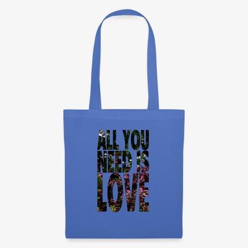 All You need is love - Torba materiałowa