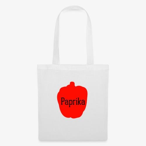 Paprika - Stoffbeutel