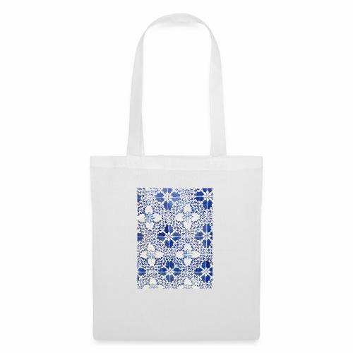 Portuguese tile design 1 - Tote Bag