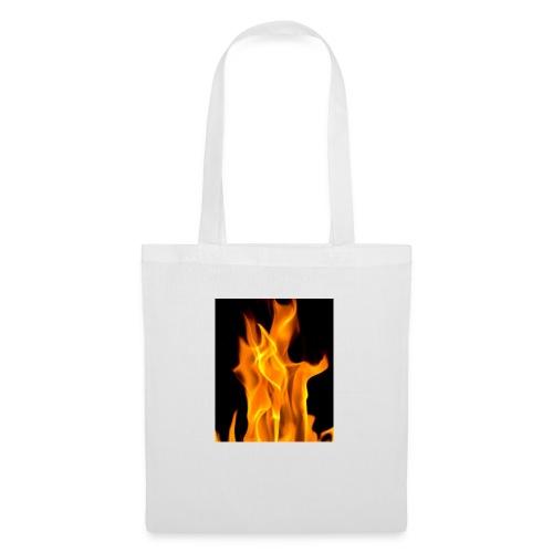Flamme - Stoffveske