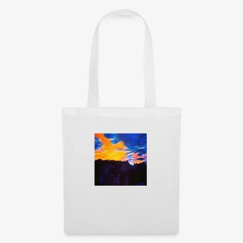 Artistic Sunset - Borsa di stoffa