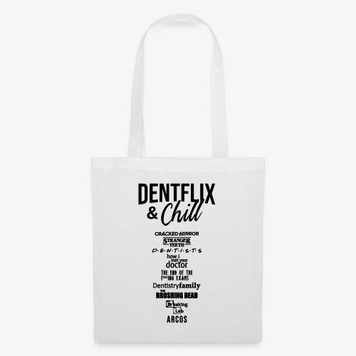 Dentflix + series - Bolsa de tela