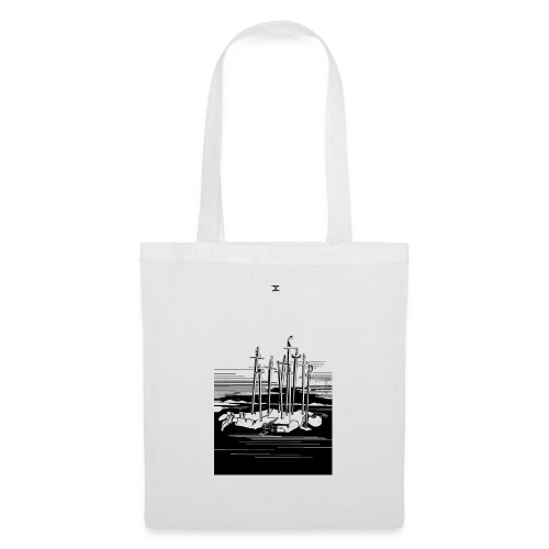 Revenge Capitalism (on white) - Tote Bag