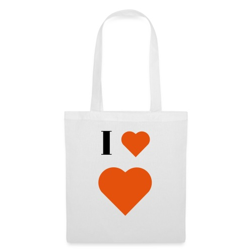 I Heart heart - Tote Bag