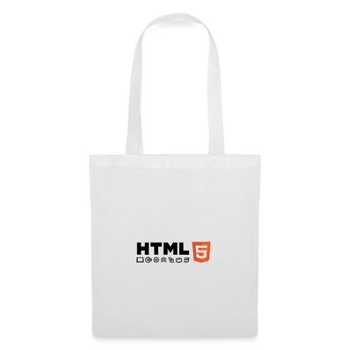Html 5 - Sac en tissu