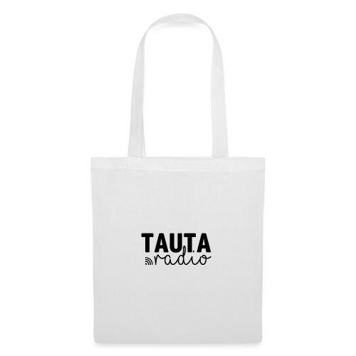 Radio Tauta Logo [Black] - Tote Bag