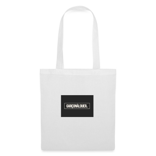 GARÇONÀLOUER - Tote Bag