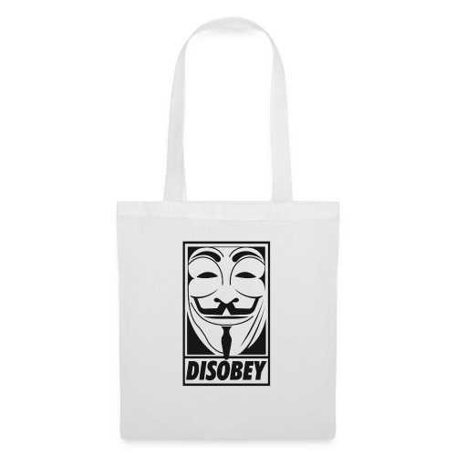 Anonymous disobey - Tote Bag