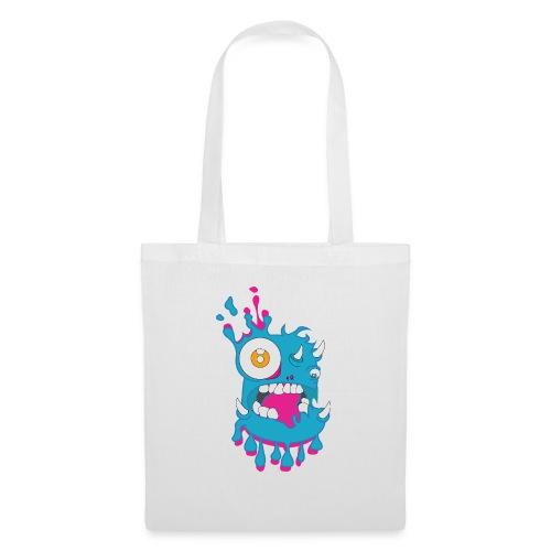 Monster Splash - Tote Bag
