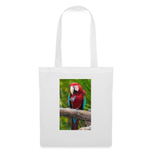 parrot - Stoffbeutel
