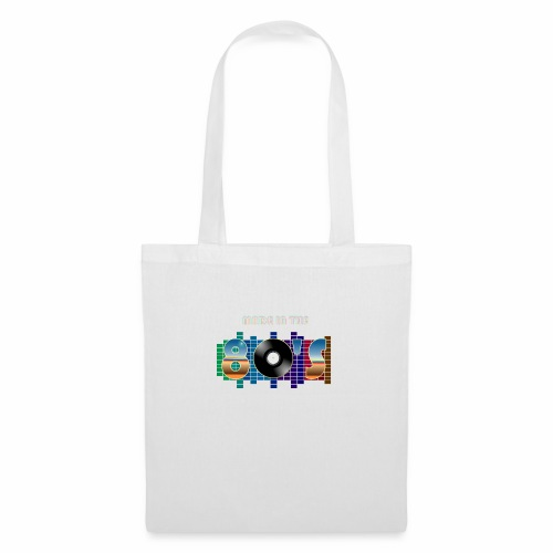 Made in the 80's - Tote Bag
