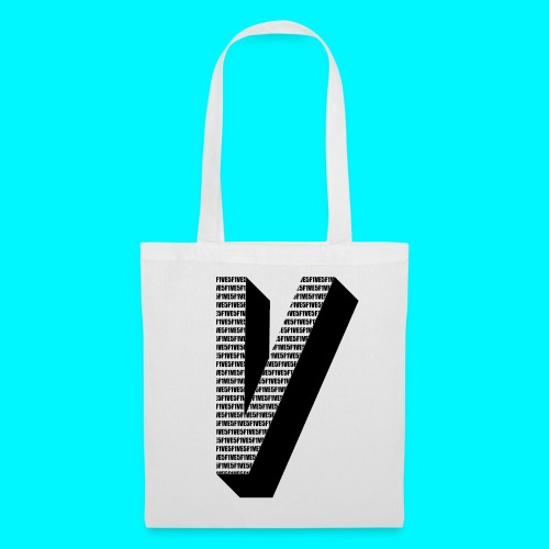 FIVES big V - Tote Bag