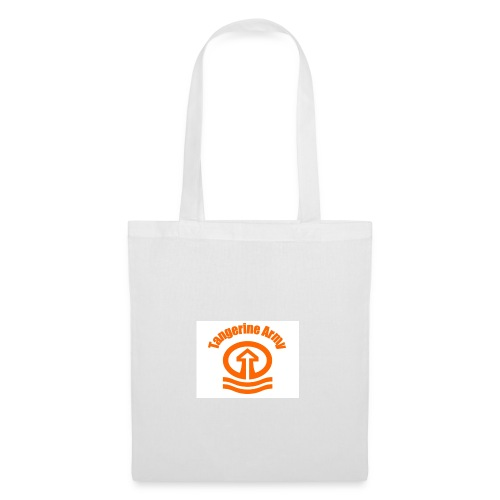 tangerine army - Tote Bag