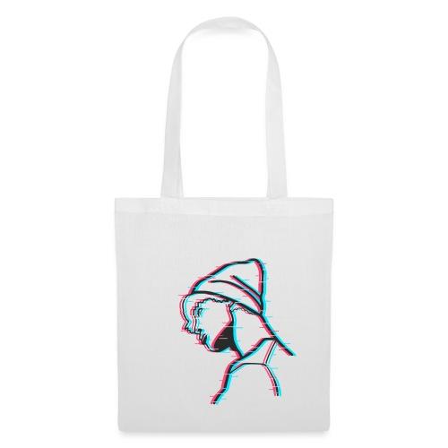 JM's jawline glitch - Tote Bag