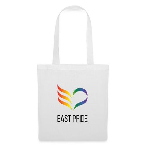 East Pride logotyp - Tygväska