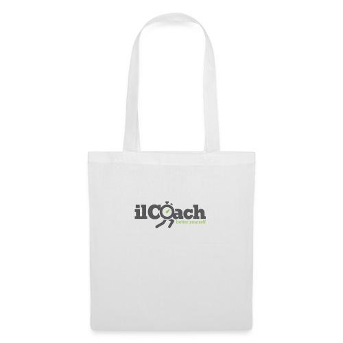 ilCoach betteryourself nero - Borsa di stoffa