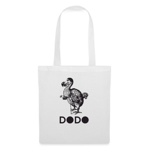 DODO TEES ALICE IN WONDERLAND - Borsa di stoffa