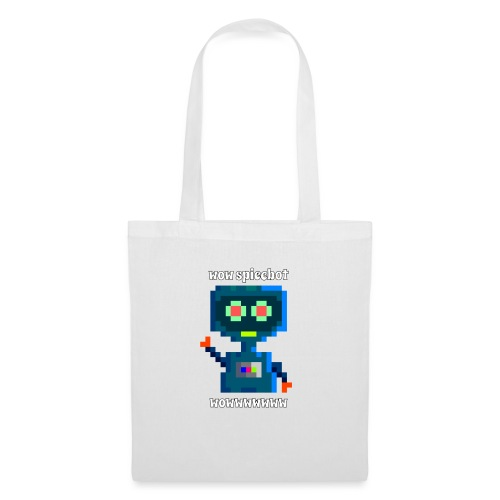 Wow Spicebot, Wow! - Tote Bag