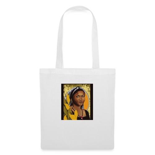 Mujer guayu - Bolsa de tela