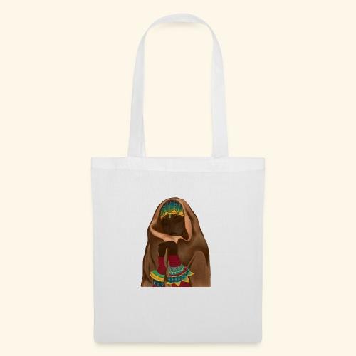 Femme bijou voile - Tote Bag