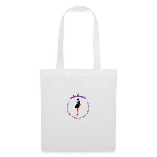 Paris Fashion Design 2 - Tote Bag