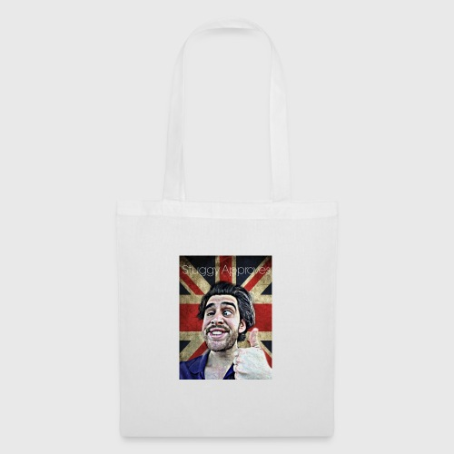 Stuggy approves - Tote Bag