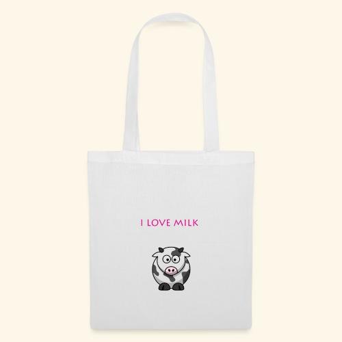 I LOVE MILK FILLE - Tote Bag