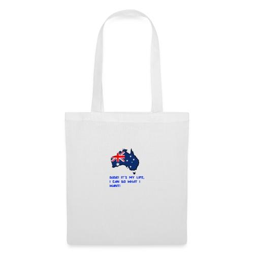 AUSTRALIAN MERCH - Tote Bag