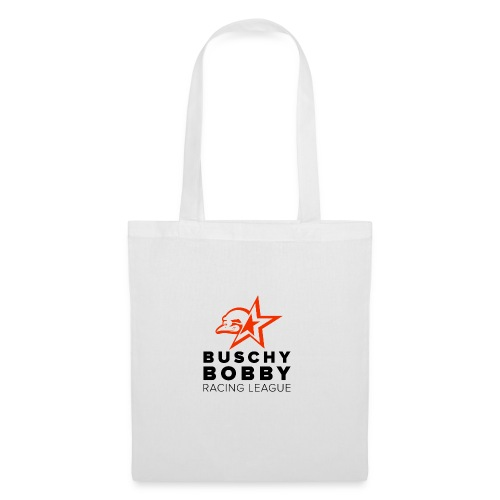 Buschy Bobby Racing League on white - Tote Bag