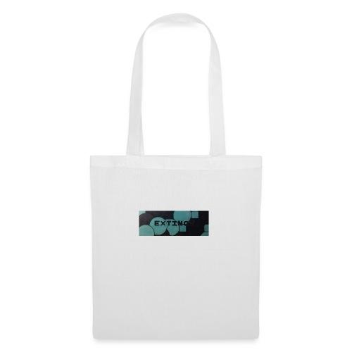 Extinct box logo - Tote Bag
