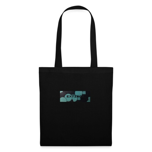 Extinct box logo - Tote Bag