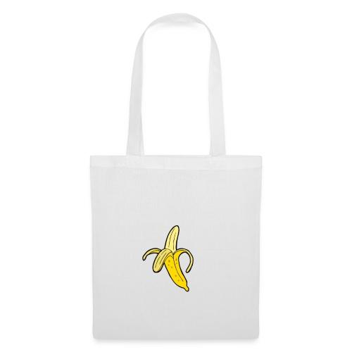 banane - Sac en tissu
