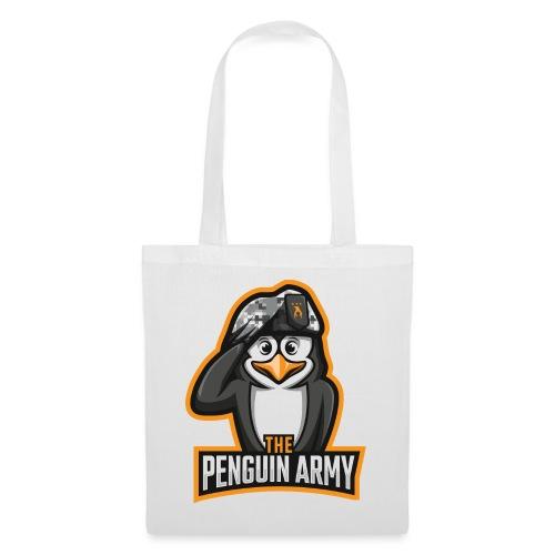The Penguin Army Logo - Stoffbeutel