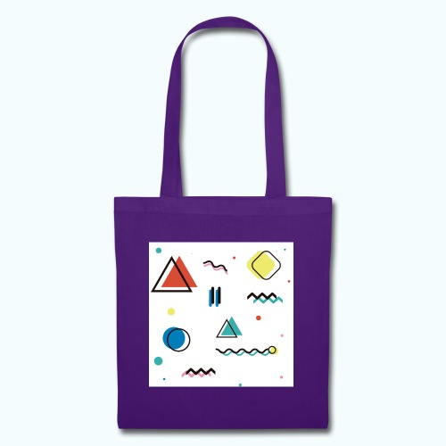 Abstract geometry - Tote Bag