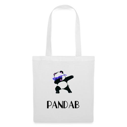 Panda qui dab - Pandab - Sac en tissu
