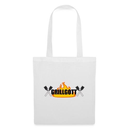 Grillgott Meister des Grillens - Stoffbeutel