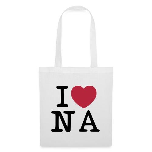 I Love Naples Design - Borsa di stoffa